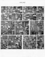 Oakland Township - Aerial, Freeborn County 1965